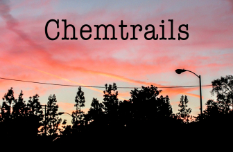 What is the Story with Chemtrails?