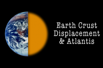 Earth Crust Displacement & Atlantis