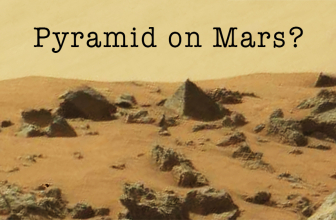 Is This a Buried Pyramid on Mars?