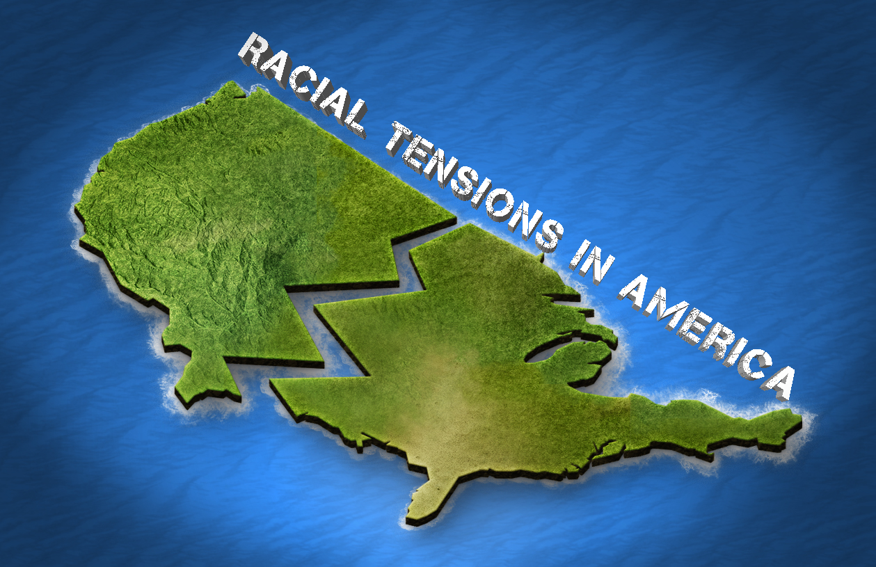 Racial Tensions in America: Divide and Conquer