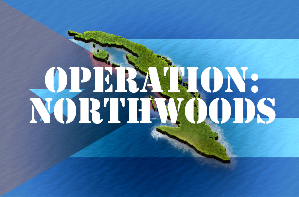 Operation Northwoods: False Flag Terrorist Attacks Perpetrated by the CIA