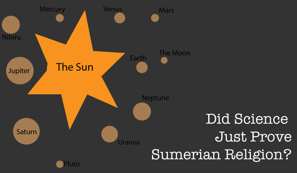 Did Science Just Prove the Sumerian Religion?