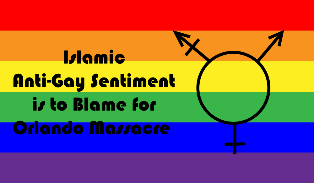 Islamic Anti-Gay Sentiment is to Blame for Orlando Massacre