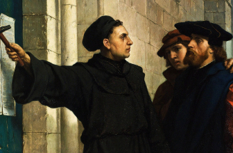 Socialism, Indulgences and Why Protestants Can Not Be Democrats