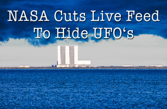 NASA Cuts Live Feed From ISS to Hide UFO's