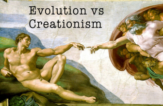 Evolution vs Creationism? Can they agree?