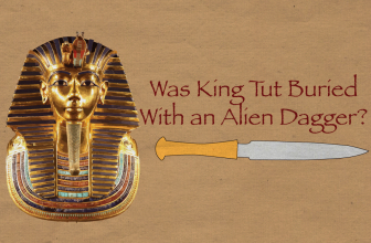 Was King Tut Buried With an Alien Dagger?