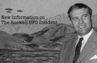 New Information on The Roswell UFO Incident