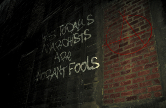 Why Today's Anarchists Are Ignorant Fools
