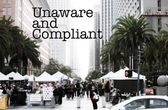 Unaware and Compliant: 5 Revelations to start a Revolution this week